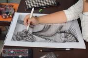 sketching classes in west punjabi bagh