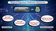 Digital Signature Software in Gurgaon