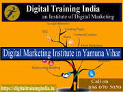 Digital Marketing Institute in Yamuna Vihar