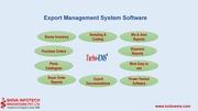 Export Documentation Software