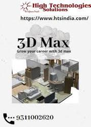 ISO Certified  3d max training  institute  in delhi