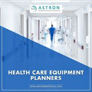 Health care equipment planners for best patient care