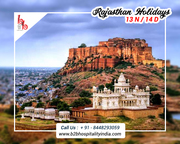 Explore Royal Rajasthan Tour | Royal Rajasthan Tour Package