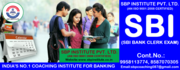 SBI CLERK Exam Best Institute in Delhi - 100 % Selection Rate