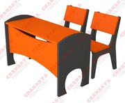 Chanakya Furniture School Furniture Manufacturers,  Modern Desk Series