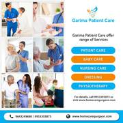 Patient Care Services in Gurgaon,  Delhi,  Noida,  Ghaziabad