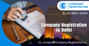 Our Company Registration Services are Famous in Delhi & NCR!