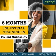 Join Industrial Training Programme with CTCDC - the Best Digital Marke
