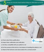 Curodoc- Providing healthcare service at your home for 24*7 in Delhi