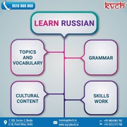 KVCH offers Russian Lessons for Beginners & Professionals