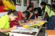 fine art institute by raghvuansham school of modern art