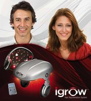 iGrow-Control Hair Fall Within JUst Few Weeks-Excellent Results Seen
