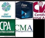 Buy Study Materials-CPA CIA CMA CFA FRM Library