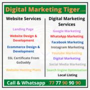 India's Best Digital Marketing,  Website Design & Development Services