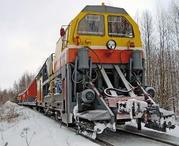 SM-2 snowplow train