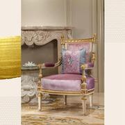 Most opulent luxury soft furnishings