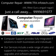 Computer Repairs in Home Service | Laptop Repairing