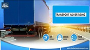 Transport Advertising,  Benefits of Transport Advertising Services - Th
