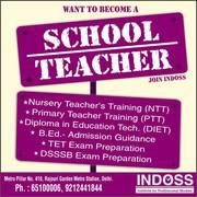 Nursery Teacher Training Courses Admission Open 2020  
