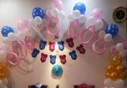 Balloon Decoration For Birthday Party Delhi - MyAffairs