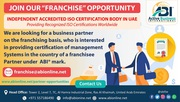 Business Franchisee Opportunity