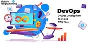 DevOps development tools and AWS tools