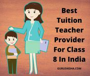 Home Tuition for Class 8
