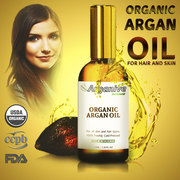 Rich in vitamines 100 % organic argan oil