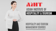 Nurture your Skills in Hospitality,  Tourism & more at AIHT