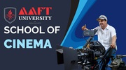 Become Actors,  Cinematographers,  & more at AAFT University