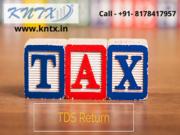 Kntx TDS Reurn Services Delhi
