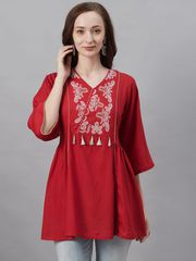 BUY ONLINE WINTER KURTIS DESIGN & ETHNIC SETS COLLECTION ONLY AT SHREE