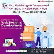 Best Web Design & Development Company In Noida,  Delhi NCR