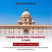 Top Immigration Consultants Delhi for Canada | Novusimmigrationdelhi.c