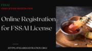Service for fssai license