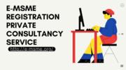 Best service for online udyam registration in India @msme udyam