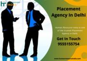 Placement Agency in Delhi | Placement Consultant in Delhi - HRI