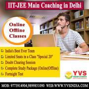 Best IIT JEE Main Coaching in Delhi